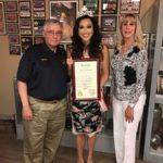 Mrs New York America Honored