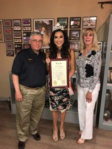 Mrs New York America Honored