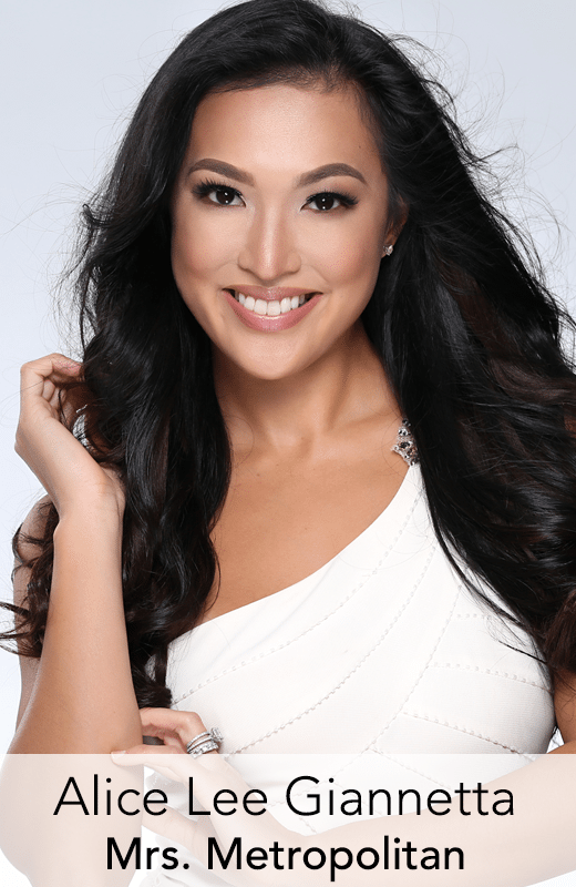 Hong Kong's Alice Lee Giannetta is Mrs. World 2018