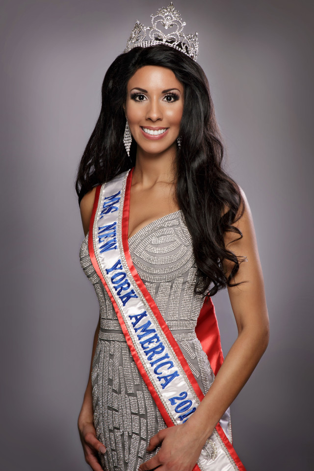NYP – Meet the badass Army vet vying for Mrs. America